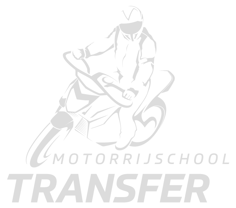 Motorrijschool-Transfer-logo-grijs-vierkant
